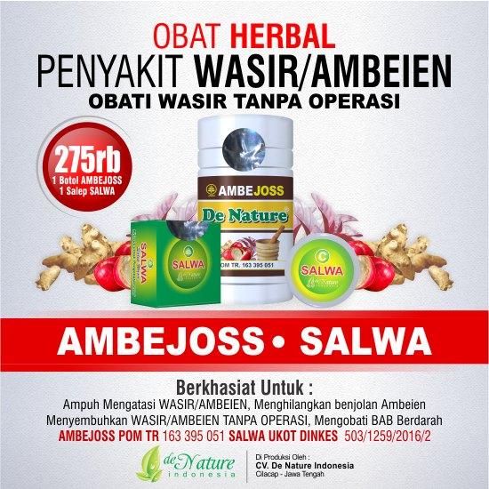 obat tradisional wasir eksternal
