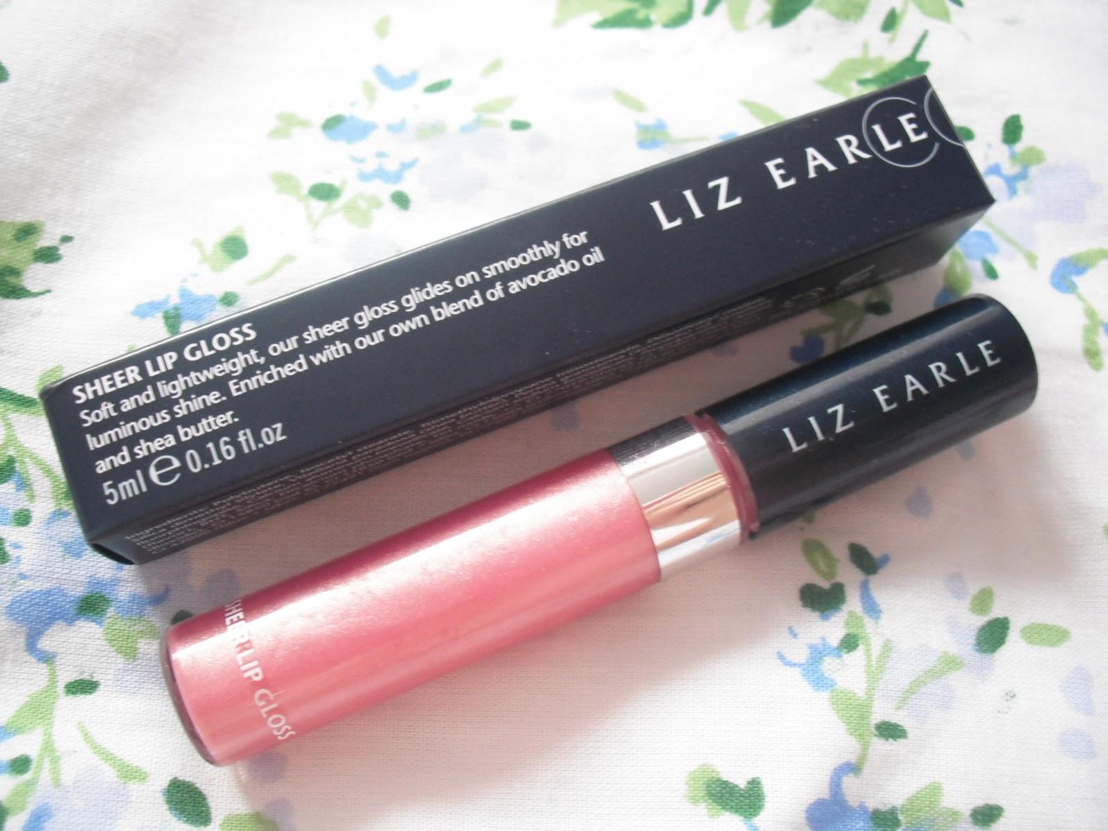 Liz earle lipstick