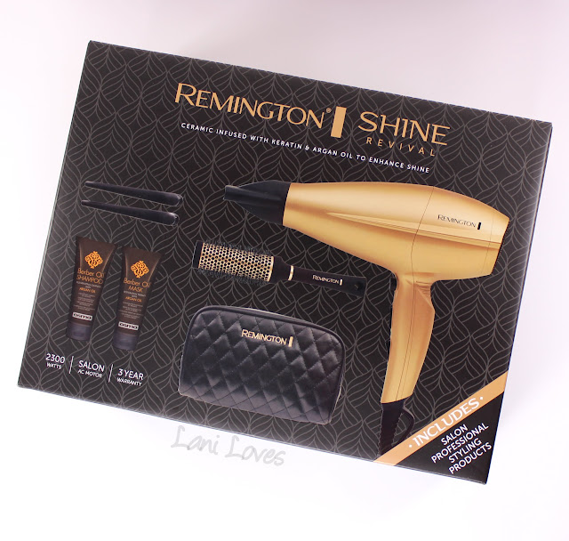 Remington Shine Revival Dryer Review