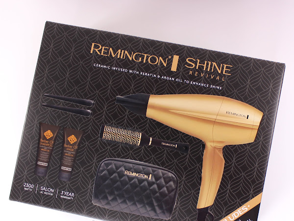HAIR | Remington Shine Revival Dryer Review