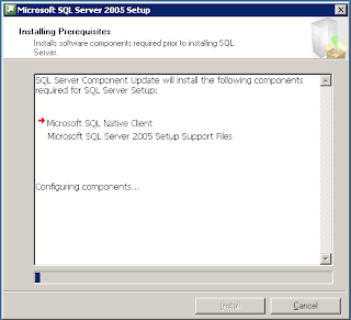 Cara Installasi SQL Server 2005 Express