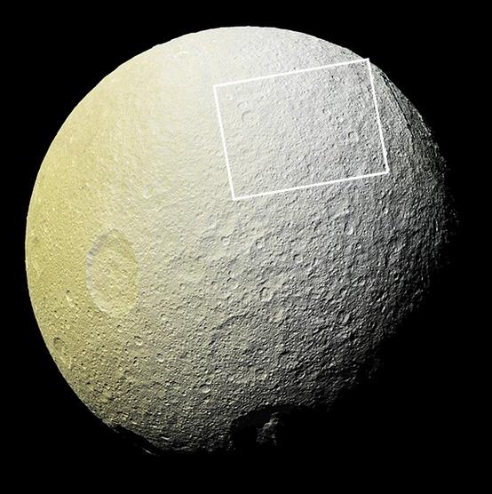 Tétis, lua de Saturno