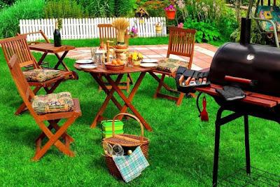 Outdoor Home Party Ideas 2