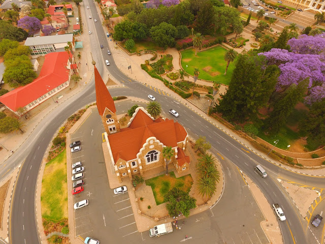 Christuskirche in Windhoek, Namibia