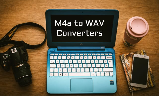 M4a to WAV Converters
