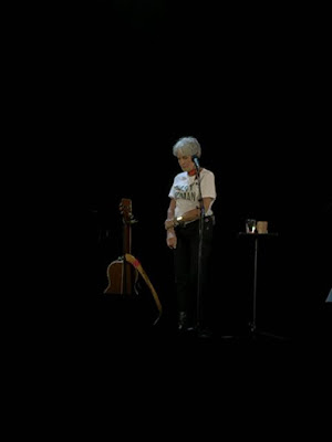 another American folk hero, Joan Baez