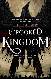 Crooked Kingdom by Leigh Bardugo PDF Book Download