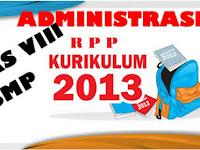 RPP IPA Kelas VIII Kurikulum 2013 Semester 1 dan 2