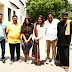 Actress Nayanthara On the sets of NBK 102 Shoot : Photos