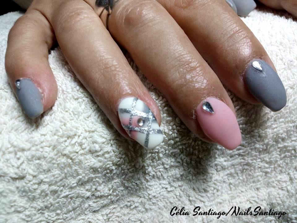 Unhas de Gel | Trabalho de Nails Santiago #4