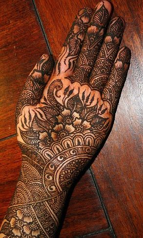 rajasthani mehndi designs for weddings