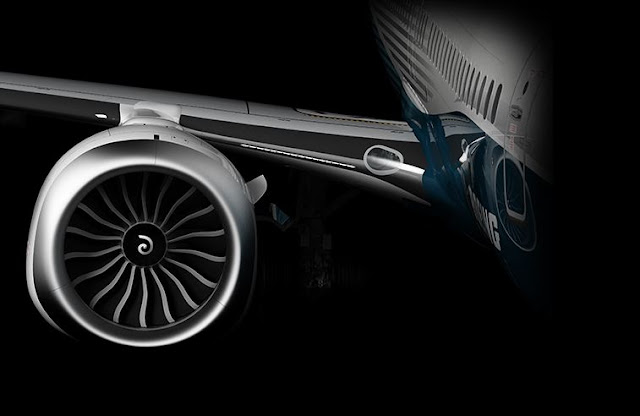 CFM Leap 1-B Engine