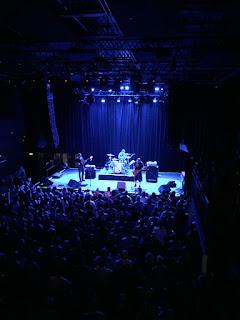Pinback at Summit Music Hall in Denver on September 2, 2017