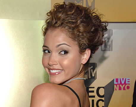 Astounding Easy Updos For Curly Hair Prom Hairstyles Hairstyles For Women Draintrainus
