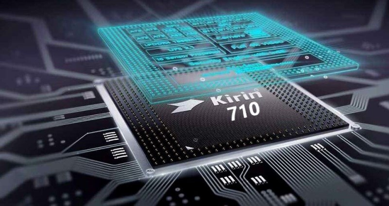 HiSilicon Kirin 710 Now Official