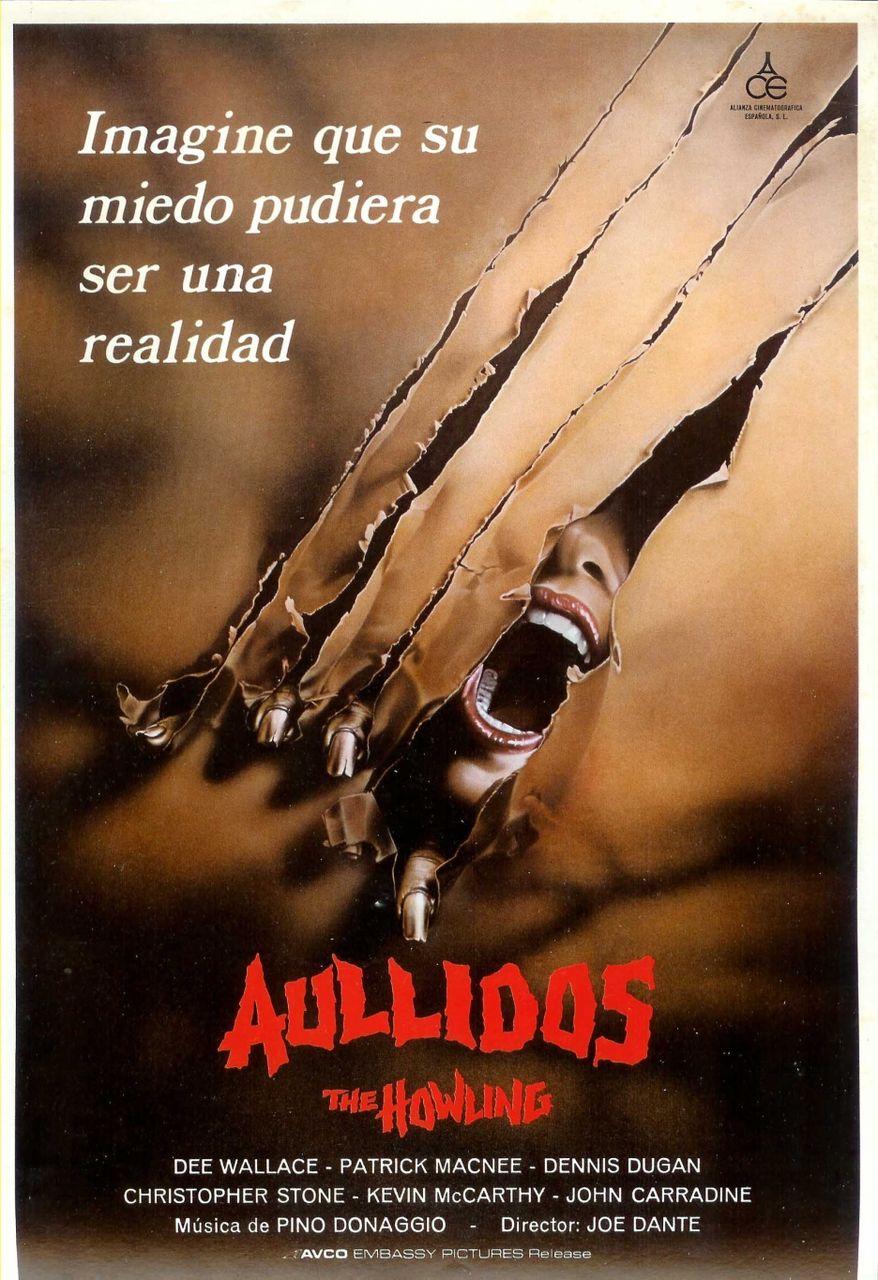 Aullidos 1981 (Latino) 1 Link MEGA