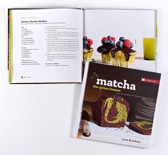 Matcha Buch