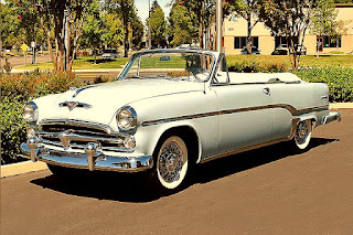 1952 Dodge Royal Convertible Front