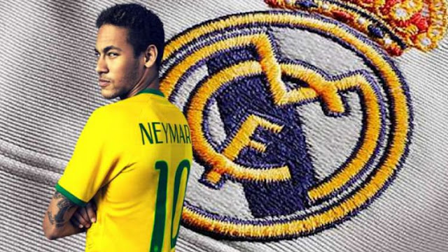 Bawa PSG Raih 3 Poin, Neymar Malah Hengkang ke Real Madrid ?