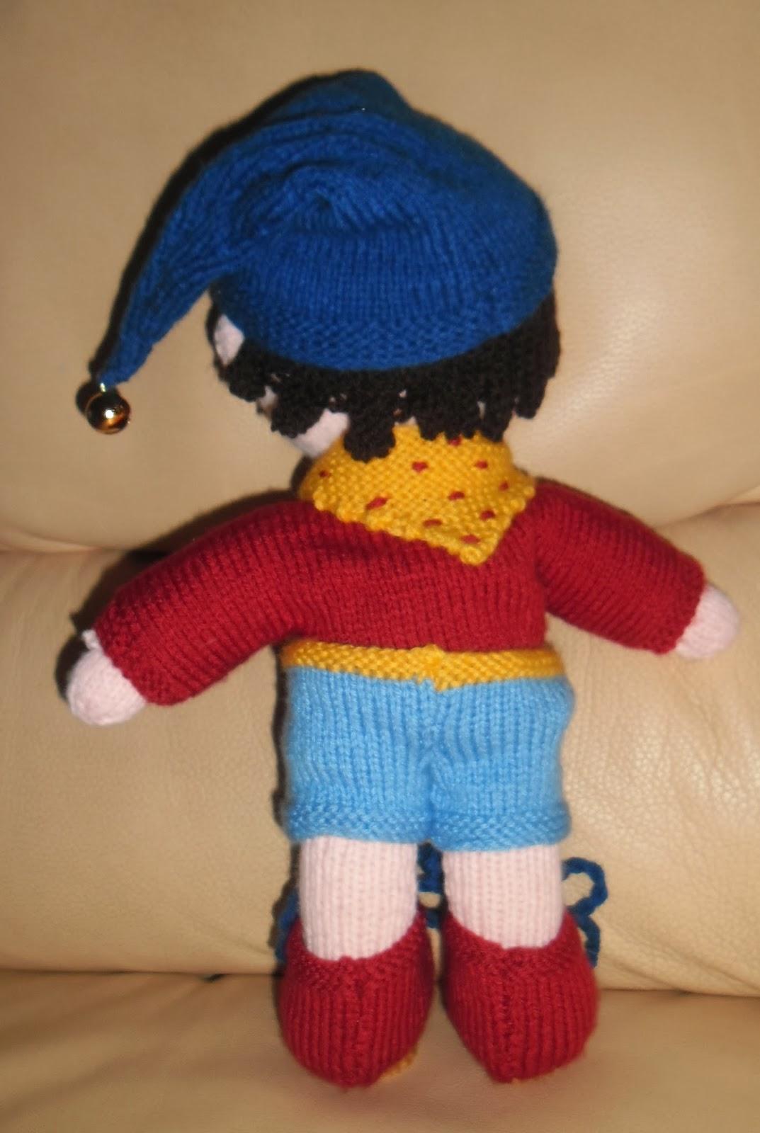 Modele tricot oui oui gratuit