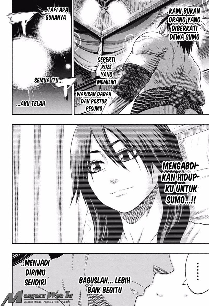 Hinomaru Zumou Chapter 145-14