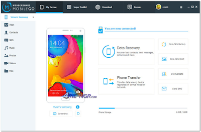 WonderShare MobileGO 8.2.0.88 Full Terbaru