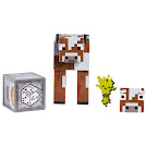 Minecraft Cow Comic Maker Series 5 Figure