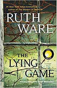 https://www.amazon.com/Lying-Game-Novel-Ruth-Ware/dp/1501156209/ref=sr_1_1?ie=UTF8&qid=1523968101&sr=8-1&keywords=the+lying+game+ruth+ware&dpID=61U6KjgT-vL&preST=_SY291_BO1,204,203,200_QL40_&dpSrc=srch