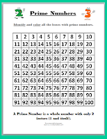 Printables Prime And Composite Numbers Worksheets prime numbers and composite worksheet davezan homework help