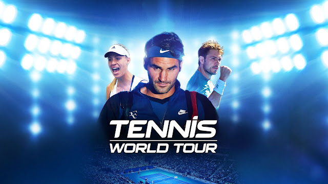 لعبة Tennis World Tour القادمة من قدماء مطوري Top Spin تحصل على عرض جديد لطريقة اللعب من هنا …