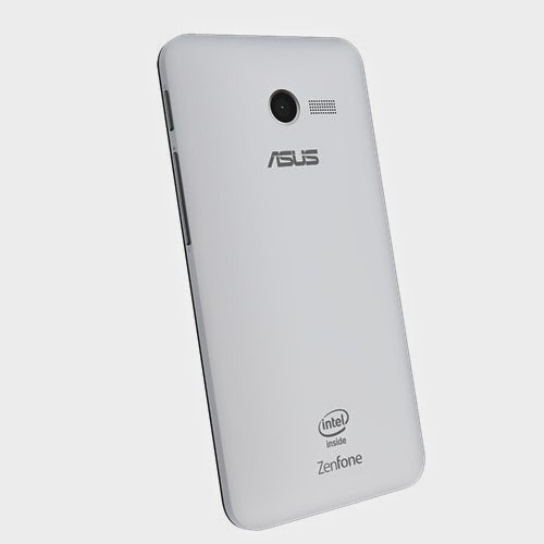 Gallery (photo collection) ASUS Zenfone 4 Pearl White
