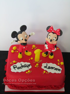 mickey and minnie cake  disney