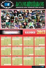 Kalender Facebook Komunitas