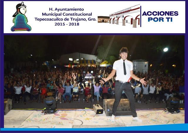 Gran cierre de Carnaval Tepecoacuilco 2018
