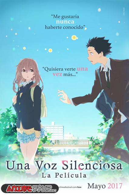 Koe no Katachi [Latino/Japones]