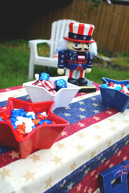 Fizzy Party patriotic outdoor fun