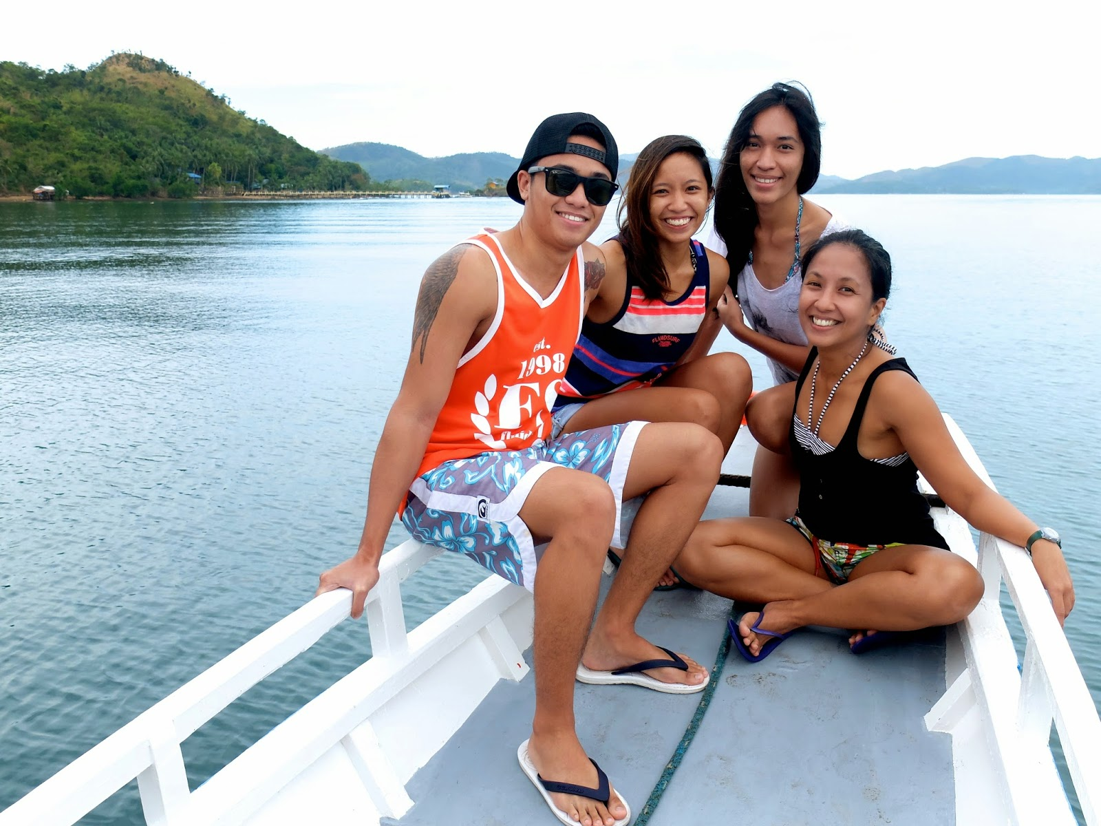 Coron Island Escapade Adventure
