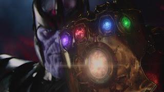 imagen del set de vengadores: la guerra del infinito con josh brolin ensayando como thanos