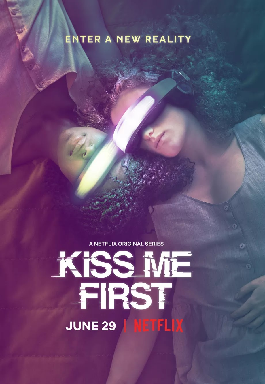 Netflix's New Kiss Me First Series is Like Ready Player One