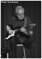 Rick Kreher on guitar - Photo by Tom Bowser