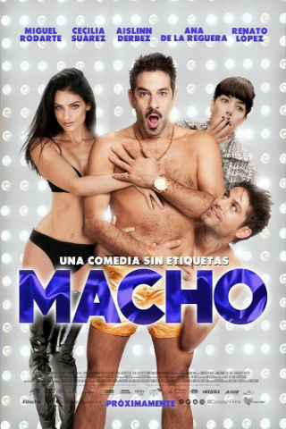 Macho [2016] [DVDR] [NTSC] [Latino]