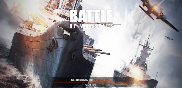 Battle of Warships 1.67.11 Apk + Mod Gold | Unlocked