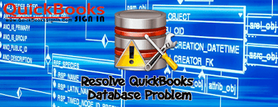 Fix QuickBooks Database Related Problem