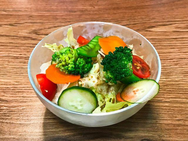 油醋蔬菜沙拉