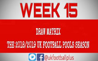 WEEK 15: UK FOOTBALL POOLS | 20-10-2018 | www.ukfootballplus.com.ng