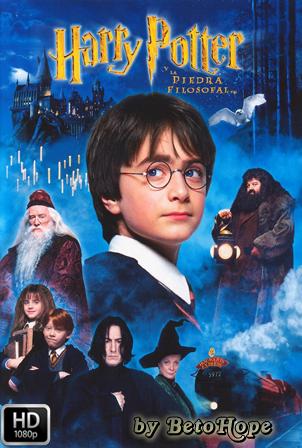 Harry Potter y La Piedra Filosofal [2001] [1080p] [Latino-Ingles] [Google Drive] GloboTV