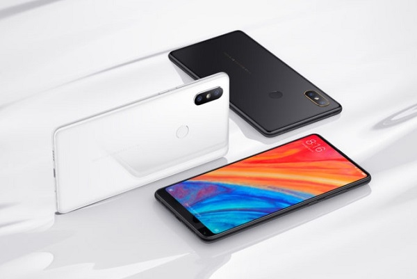 Xiaomi launches Mi MIX 2S with 5.99-inch display, Snapdragon 845 processor and 8GB RAM