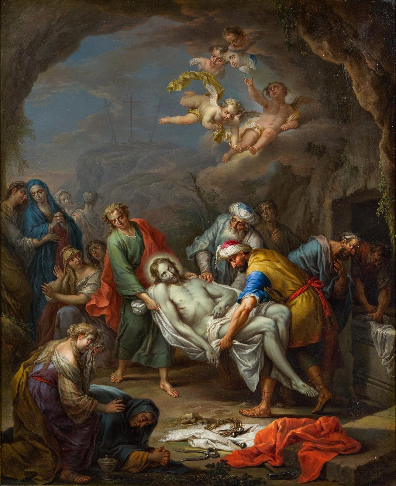 Franz christoph janneck baroque era style tutt 39 art for Famous artist in baroque period
