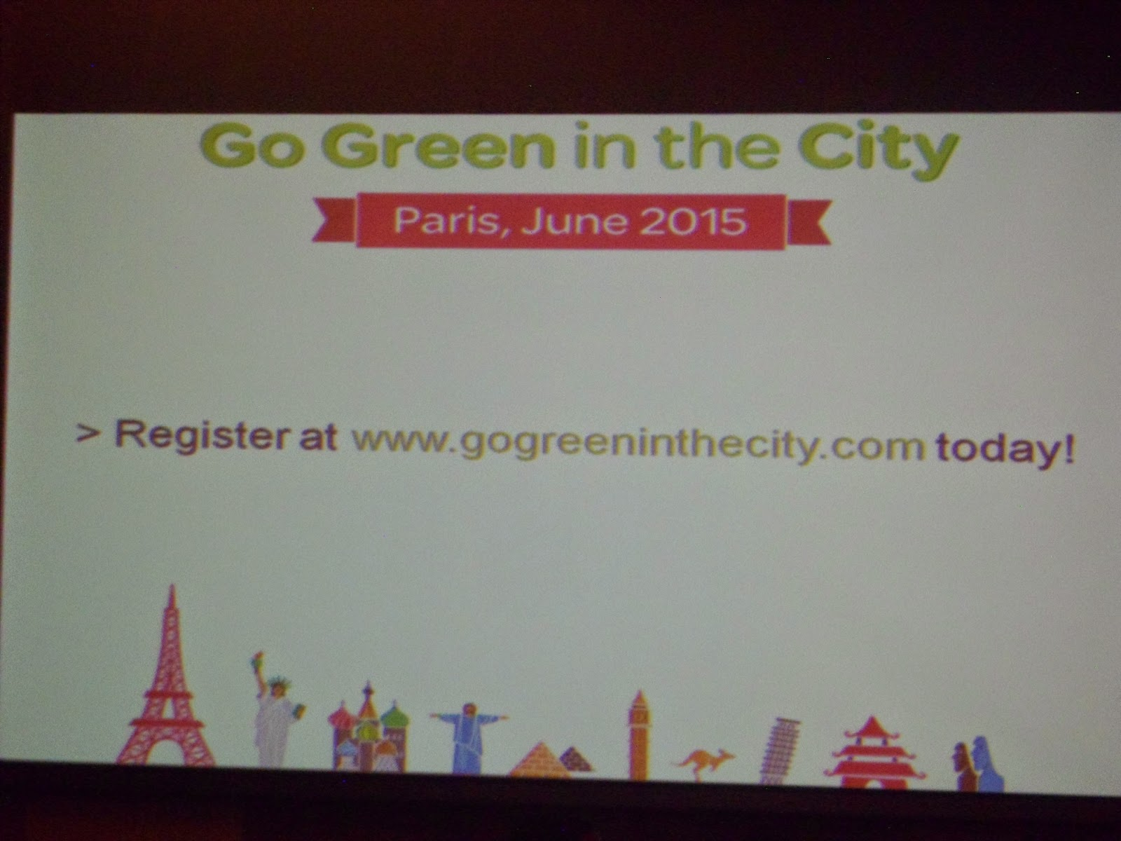 Join The Global Student Competition In Schneider Electric's Go Green In The City