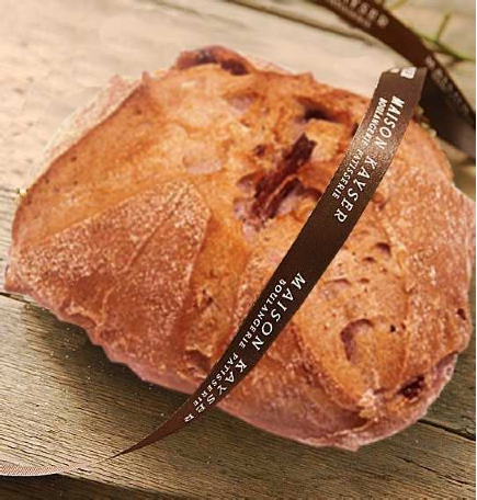JAL Original bread PAIN AU BEAUJOLAIS created by Maison Kayser